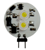 KIT 10PZ POWER LED 2X1W  LUCE CALDA