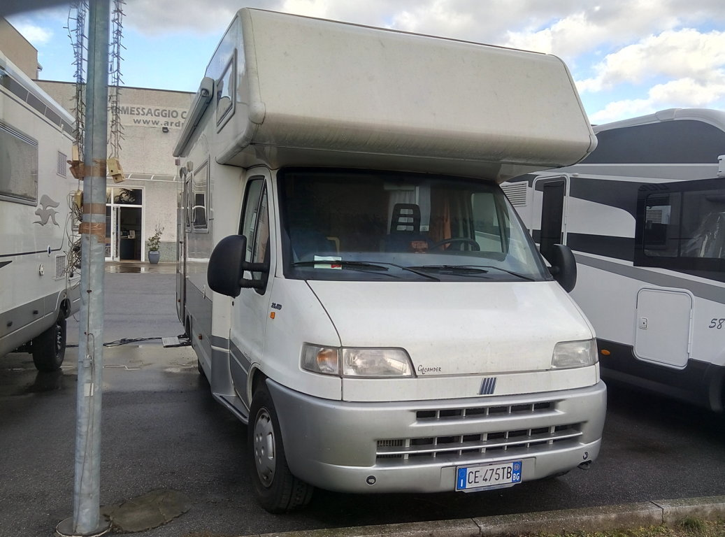 Marca mirage su for Motorhome vas usati